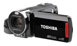 Toshiba unveils Camileo X200 HD camcorder at IFA
