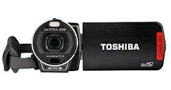 Toshiba shows Camileo X400 HD camcorder at IFA