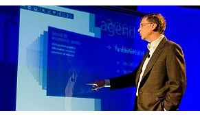 Microsoft esitteli kosketusseinäänsä