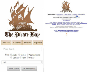 The Pirate Bay now has a true mobile site
