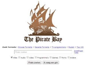 Internetproviders mogen blokkade The Pirate Bay opheffen