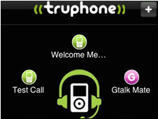 Truphone turns iPod Touch into virtual phone