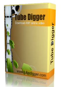 TubeDigger download video's van alle websites