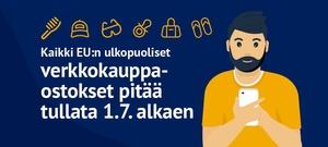 """Suomen """"Kiina-pakettien kielto"""" toteutui: Mutta kaaosta ei syntynytkään"""