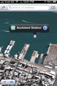 Google makes fun of new iOS 6 maps, as well