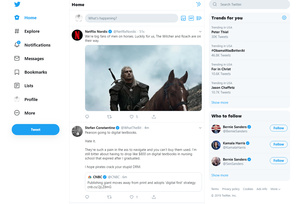 Twitter has a new, simpler design