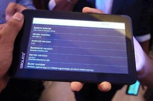 DataWind reveals two new cheap tablets for India