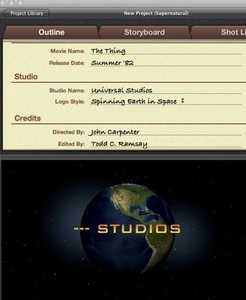 Latest iMovie blocks studio names from trailers feature