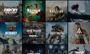 Uplay+ game service launches and offers free trial