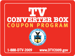 Still don't have a DTV converter box? Get your coupon before Monday