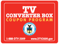 Vouchers for DTV converter boxes now available from the U.S. government