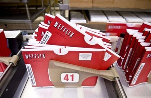 Court: US Postal Service has been giving Netflix an unfair advantage