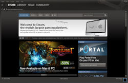 Valve beta testing Steam on Linux