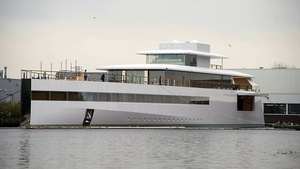 Steve Jobs' estate pays for impounded super yacht