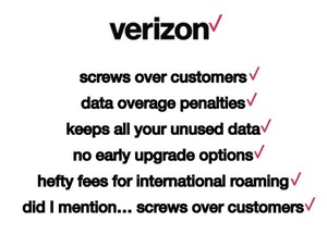T-Mobile CEO mocks new Verizon logo, claims carrier screws over its customers