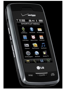 LG Voyager to hit other mobile carriers