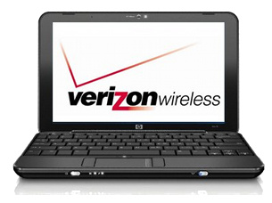 Verizon starts selling netbooks
