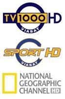 Viasat aloittaa perjantaina kolmella HD-kanavalla