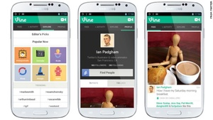 Vine finally available for Android