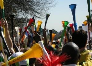 Youtube lisäsi videoihin vuvuzela-napin