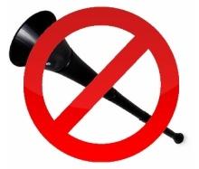 Pänniikö vuvuzela? Näin suodatat MM-kisojen surinatorven mykäksi!