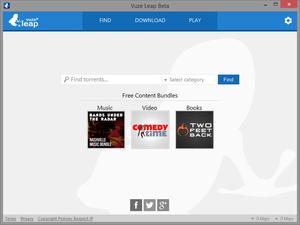 Vuze lanceert Leap, een lichtgewicht versie van de BitTorrent-client