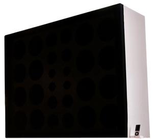 Kyllästyttävätkö pienet iPod-telakat, tässä on Wall of Sound