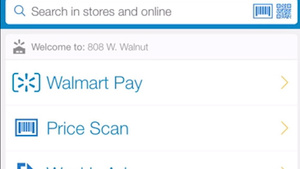Wal-Mart also launches its own mobile payment service