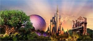 Disney-huvipuistot kieltävät selfie-keppejä