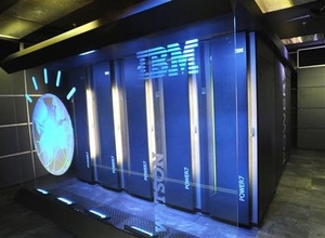 IBM now using Watson supercomputer to save lives