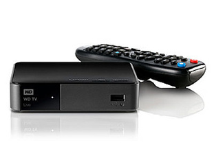 WD reveals updated TV Live set-top box