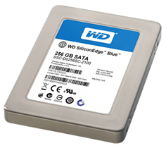 Western Digital introduces 2.5 inch solid state drives