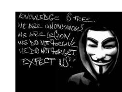 Anonymous met #OpPedoChat in actie tegen kinderporno.