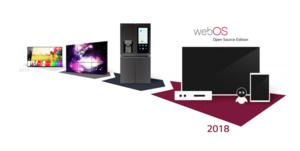 webOS:n lähdekoodi avattiin jo toistamiseen