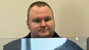 Kim Dotcom released on bail, apparently no longer a flight risk