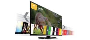 Androidista tuttu Google Play Elokuvat tulee LG:n älytelkkareihin