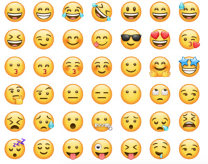 WhatsApp updates emoji set in latest version