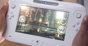 Nintendo unveils first Wii U touch controller commercial