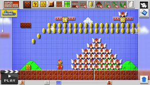 E3 2014: Mario Maker lets you create your own Super Mario Bros. levels