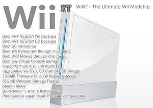 Wii-pelikonsolin DVD-toisto käyttöön uudella mod-piirillä?