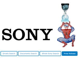WikiLeaks heeft de The Sony Archives online geplaatst
