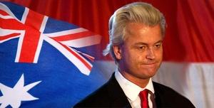 Anonymous start actie tegen bezoek Geert Wilders