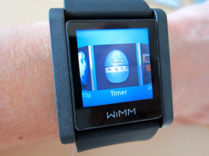 Google acquired Android smartwatch maker WIMM Labs
