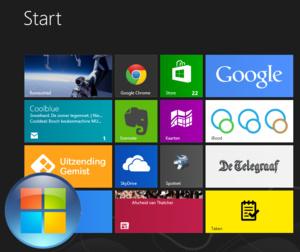 Windows 8.1 direct opstarten naar klassieke desktop