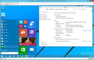 First Windows 10 technical preview will work with 512MB RAM devices