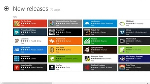 Windows 8 Store hits 20,000 apps