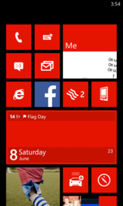 The first screenshots of Windows Phone Blue leak