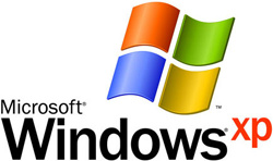 Windows XP falls below 40 percent market share