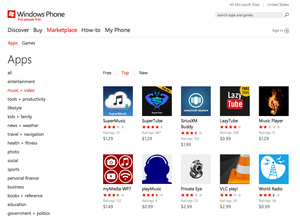 Over 75,000 Windows Phone apps published this year alone