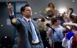 'The Wolf of Wall Street' ends 2014 as the most pirated film of the year
